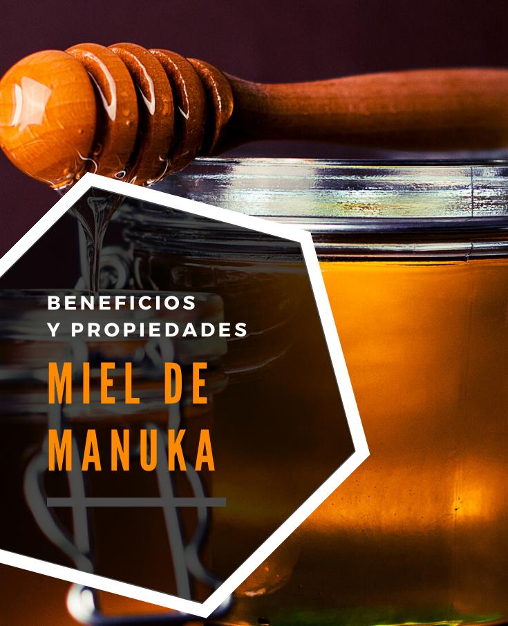 Beneficios y propiedades de la miel de manuka